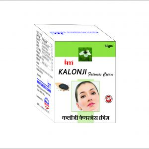 KALONJI FAIRNESS CREAM